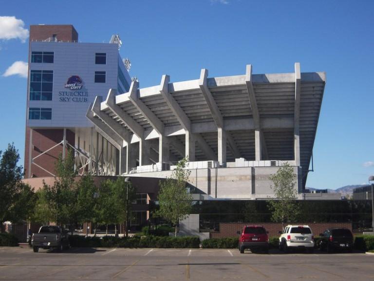 Bronco Stadium @ Edgar Zuniga Jr./Flickr
