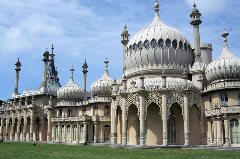 The Royal Pavilion, Brighton   © JimLinwood / Flickr