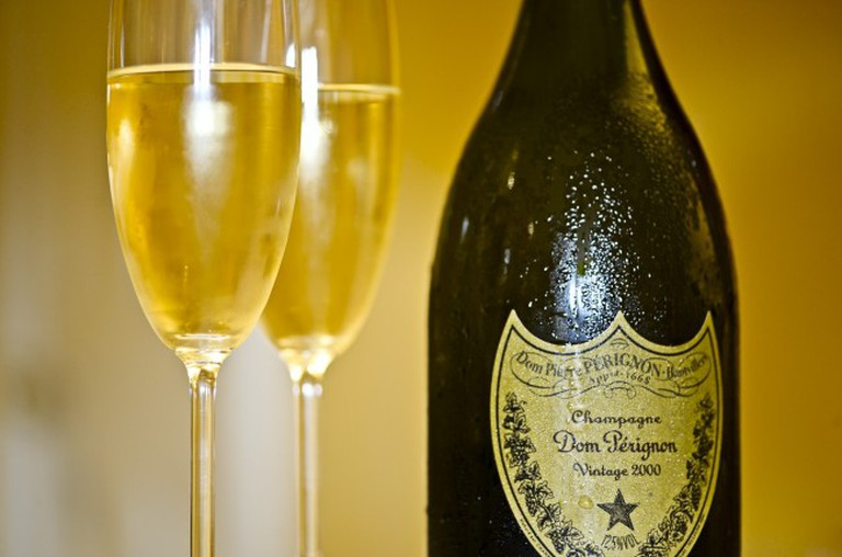 Champagne © Quinn Dombrowski/WikiCommons