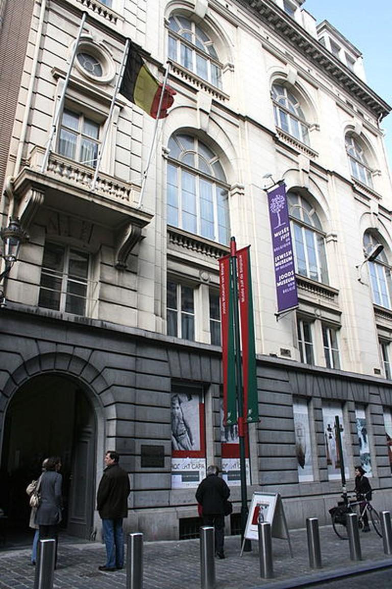 Jewish Museum of Belgium|©WikiCommons
