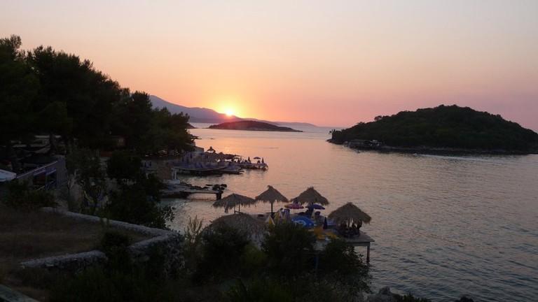 Ksamil, Albania © mr. Ξ