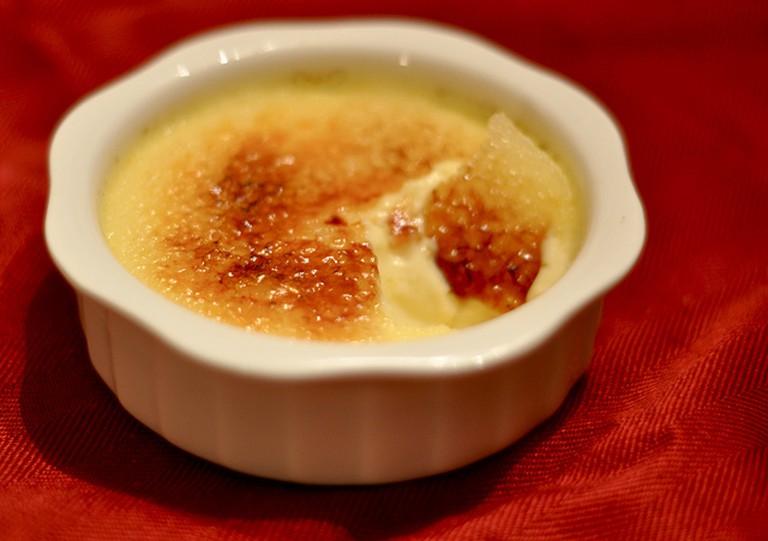 Crème Brûlée © Kimberly Vardeman/Flickr