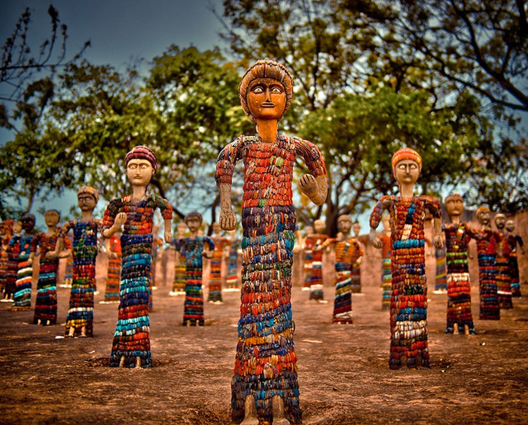 Bangle Statues| © JamesSouthorn/Flickr