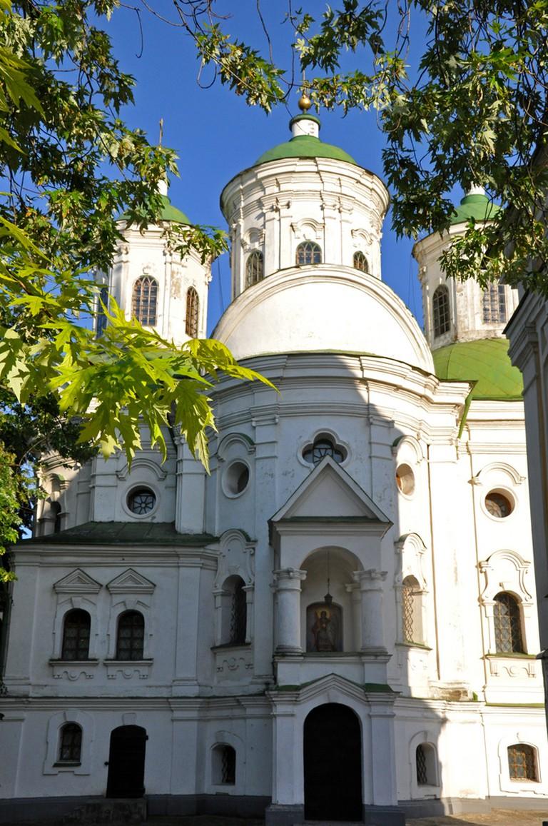Florovsky Monastery   © Jennifer Boyer/Flickr