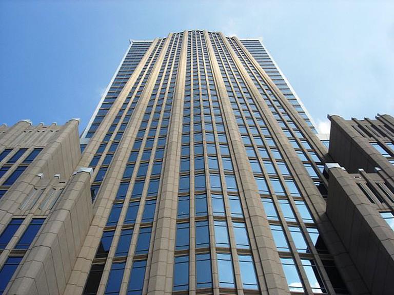 Hearst Tower in Charlotte | © Chuck Allen/Wikicommons