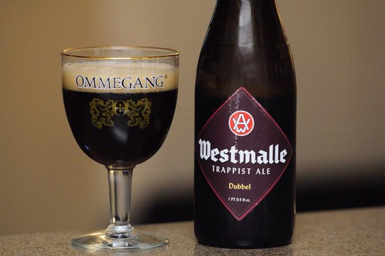 Westmalle Trappist Dubbe