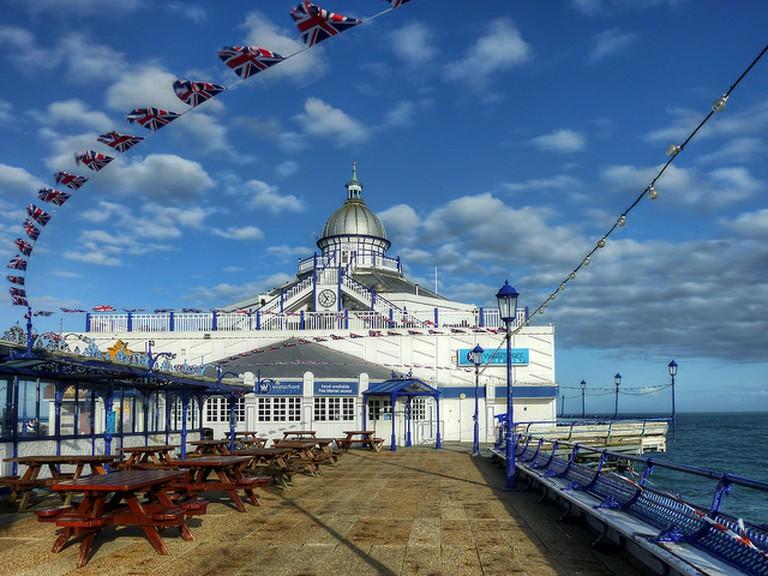 Eastbourne Pier | © Matthew Hartley/ Flickr