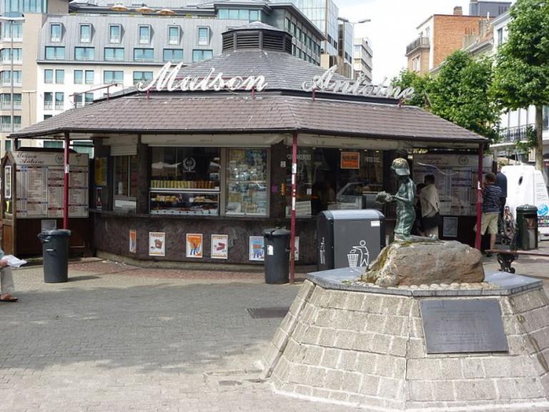 The legendary Maison Antoine | © Varech/WikiCommons