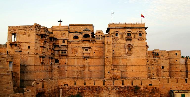 Jaisalmer Fort| © Fulvio Spada/Flickr