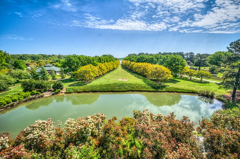 Norfolk Botanical Garden © m01229/Flickr