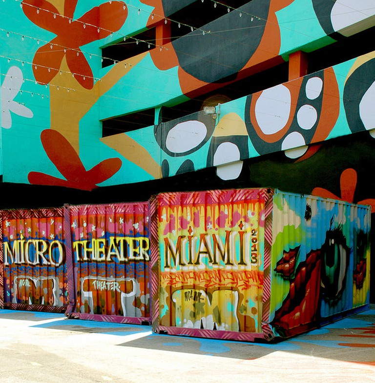CCE Miami Microtheatre | ©Knight Foundation/Flickr