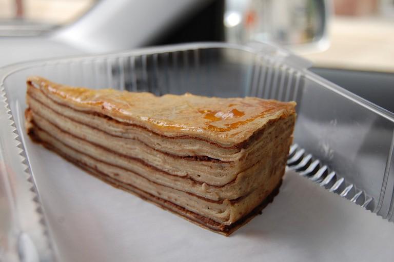 Crepe Cake © Stuart_Spivack / Flickr