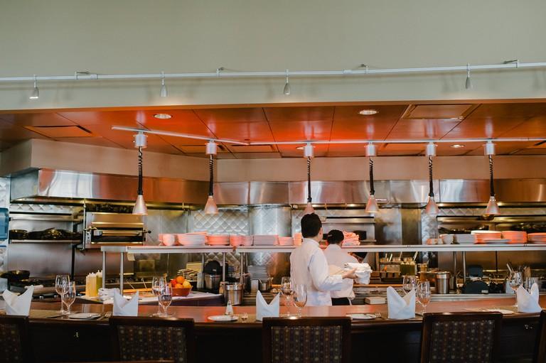 Davio's Steakhouse Bar
