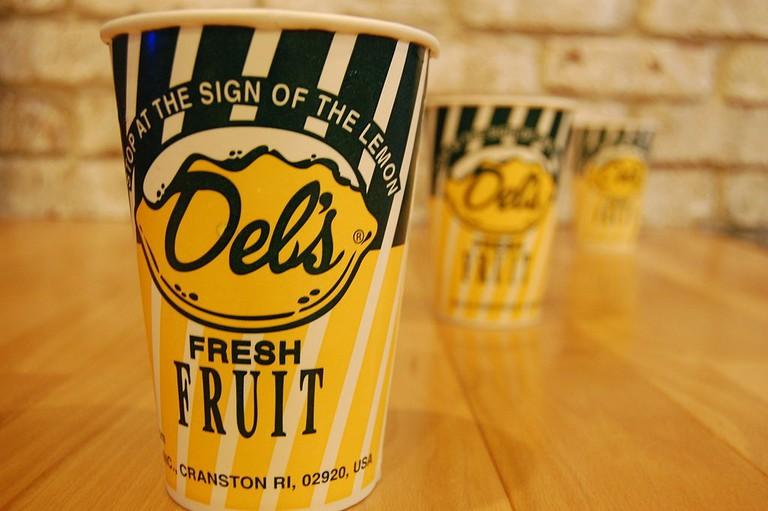 Del's Frozen Lemonade   © Ericci8996/WikiCommons
