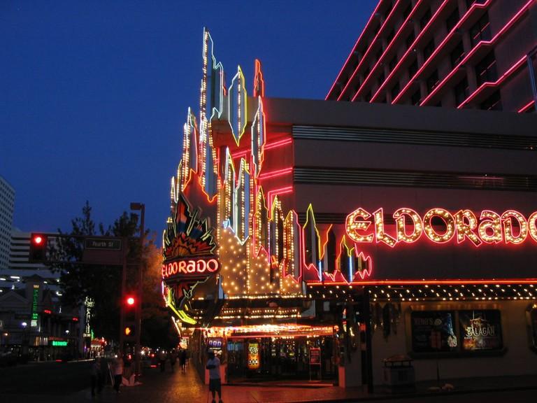 Eldorado Hotel Casino, Reno, Nevada | ©Ken Lund/Flickr
