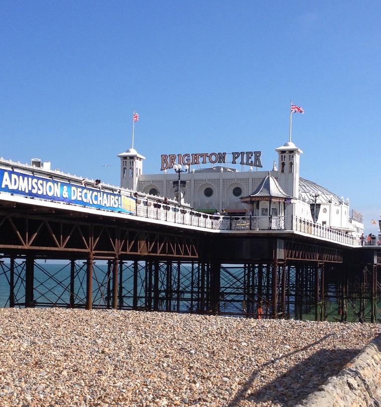 Brighton Pier | © Sage Fitzpatrick