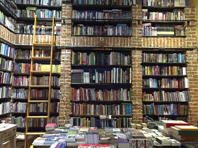 Abaco Libros y Cafe| © Milan Cater