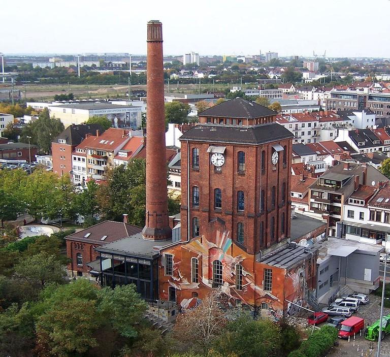 Cultural center in former slaughterhouse in Bremen, Germany   ©Jürgen Howaldt/WikiCommons
