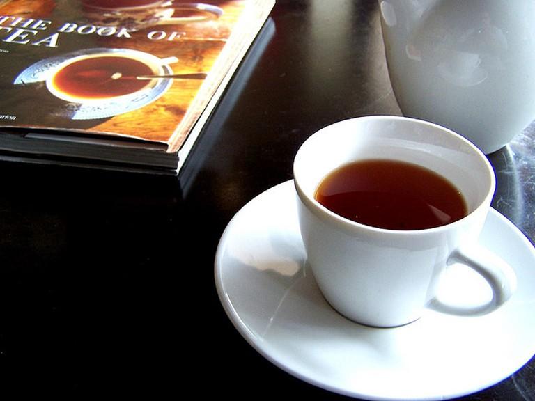 Hot Cup of Tea   ©arjun karkhanis/Flickr