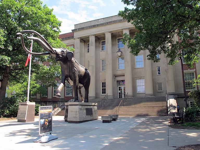 Morrill Hall | ©Hanyou23/Wikimedia Commons