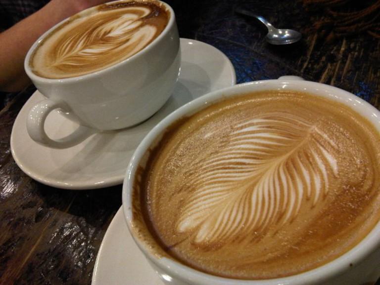 Latte Art | ©Emilee Rader/Flickr