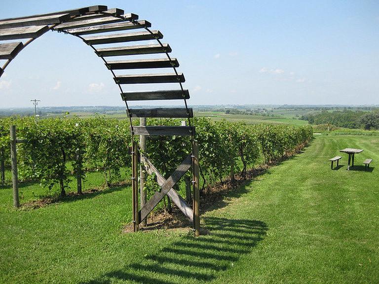 Galena Cellars Winery & Vineyard © Richie Diesterheft/Flickr