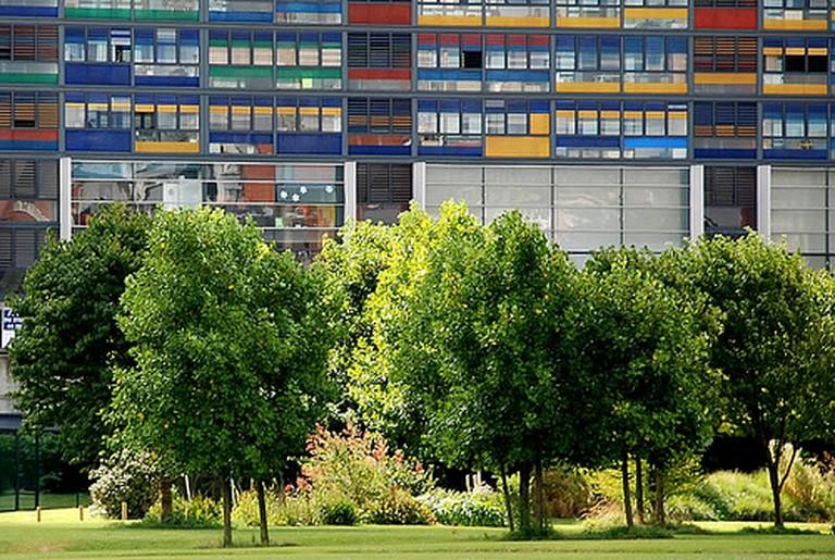 Parc Matisse | ©Bruno Parmentier/Flickr
