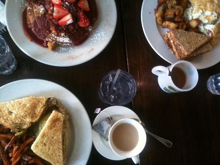 Sabrina's Cafe, Christian Street