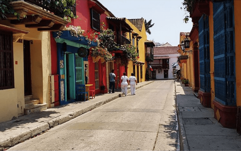 Old Town of Cartagena de Indias | © Milan Cater