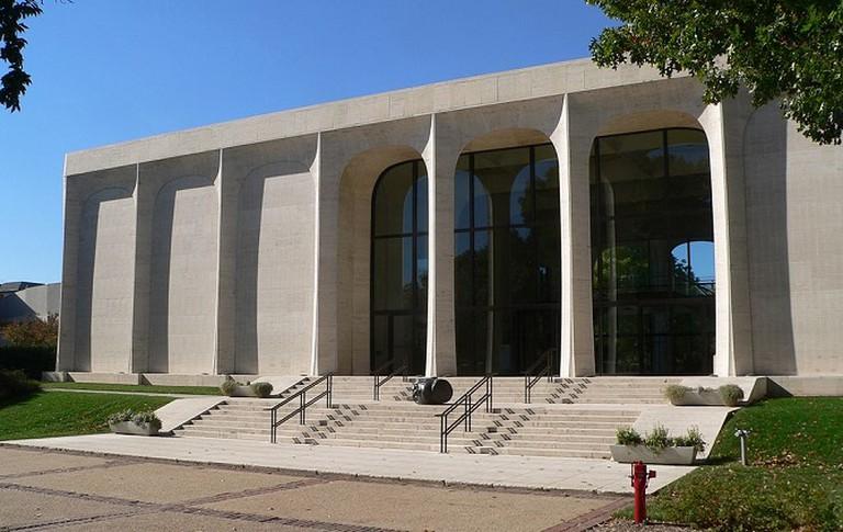 Sheldon Museum of Art | ©Hanyou23/Wikimedia Commons