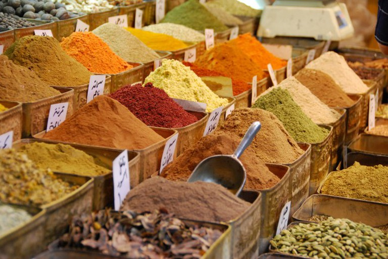 Spice souq | © James Gordon / Wikipedia
