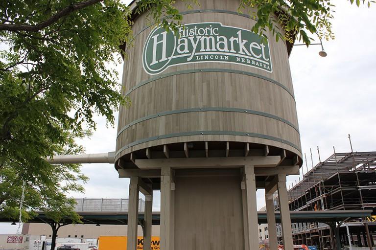 The Historic Haymarket District | ©Nicolas Henderson/Flickr