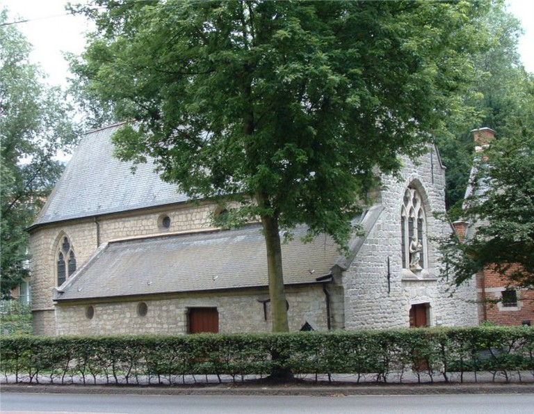 A chapel dating back from the 15th century   © G. Debognies/WikiCommons