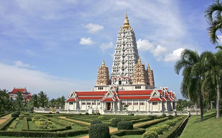 Wat Yansangwararam ©Armstrong White/Flickr