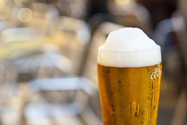 Beer   © Martin Garrido/Flickr