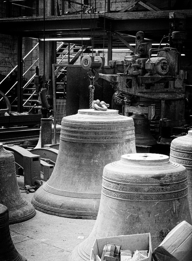 Whitechapel Bell Foundry, 34 Whitechapel Road