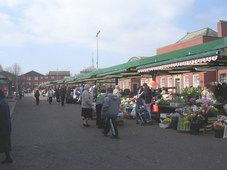 Bolton Outdoor Market   © Terry Whalebone/Flickr