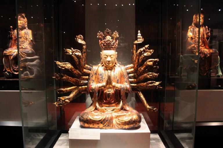 Buddha at Asian Civilizations Museum