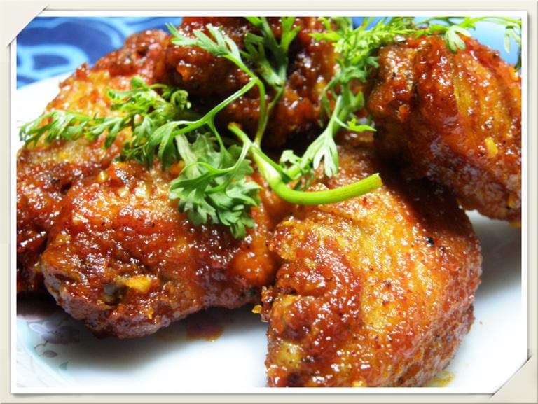 Chicken wings  © Dixitkedar/Wiki Commons