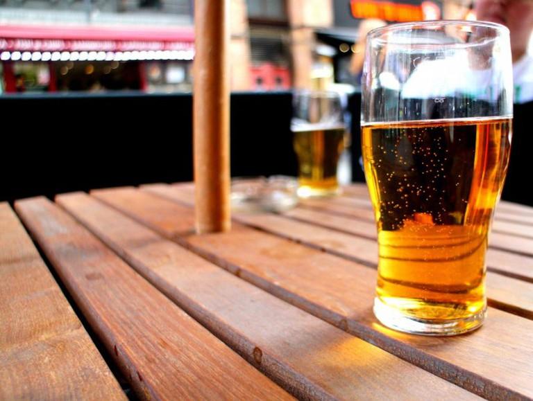 Cider on the terrace   © Anbiist/Pixabay