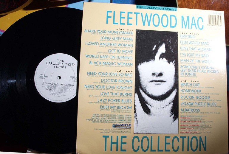 Fleetwood Mac, the collection