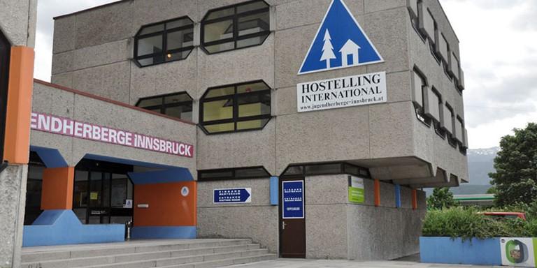 Jugendherberge Innsbruck youth hostel