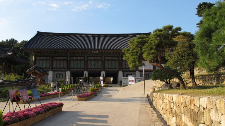 Bongeunsa Temple, Seoul| © Ivan Herman