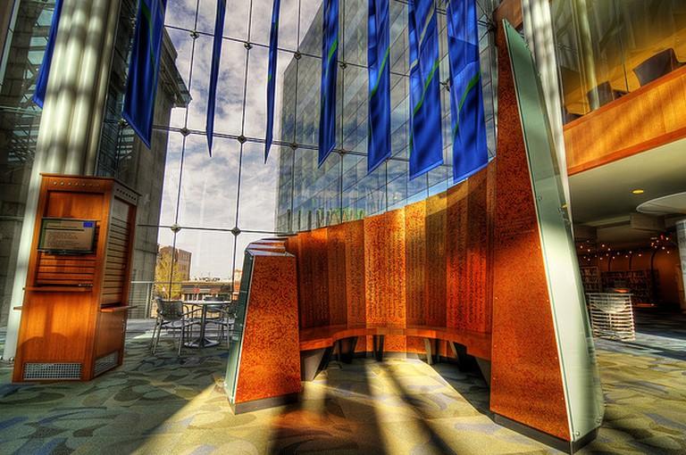 Indy Central Library | © Serge Melki/Flickr