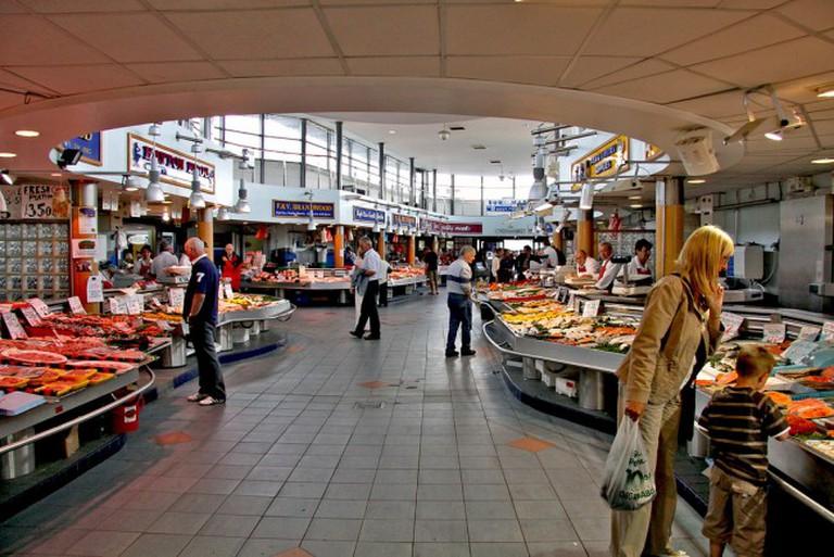 Bury Market