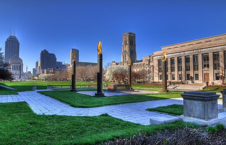 Indianapolis World War Memorial   © Serge Melki/Flickr