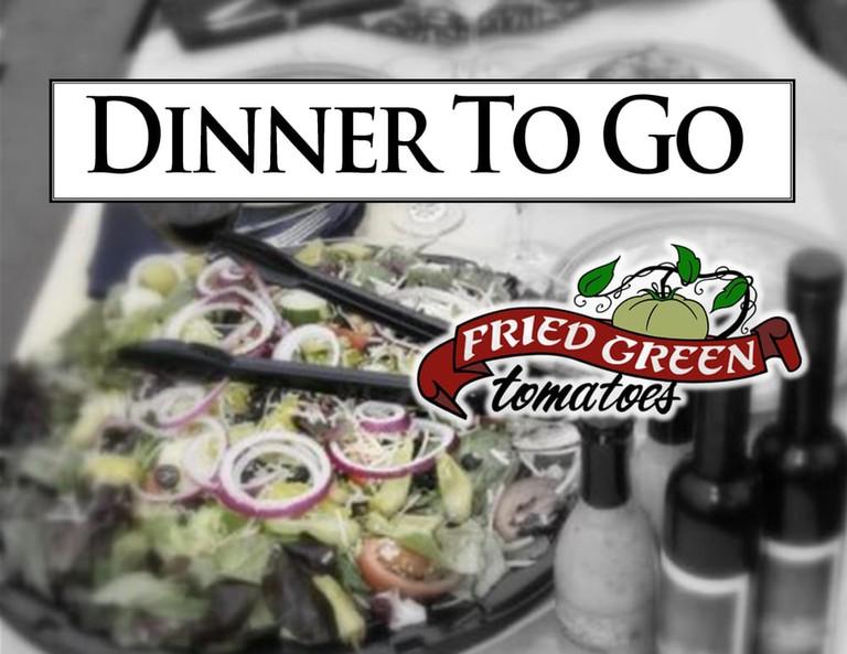Fried Green Tomatoes ©Yelp