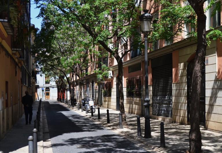 Carrer dels Soguers El Carme València