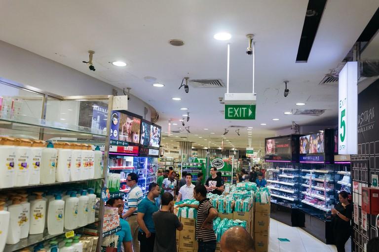 Mustafa Shopping Centre