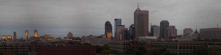 Indianapolis Skyline | © Jimmy Baikovicius/Flickr